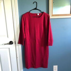 Old Navy Ponte-Knit Sheath Dress